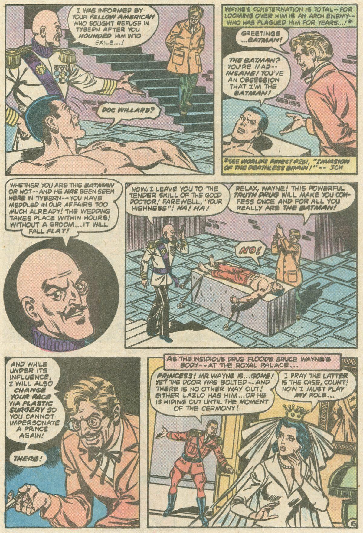 Read online World's Finest Comics comic -  Issue #253 - 18