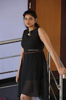 Khanishka new telugu actress in Black Dress Spicy Pics 32.JPG