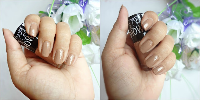 Maybelline Color Show nail paint 015 Nude Skin
