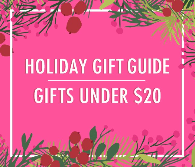gifts under 20 dollars for stockings