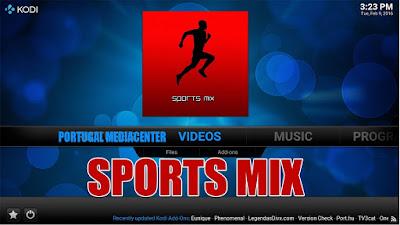 How To Install Sports Mix Addon On Kodi