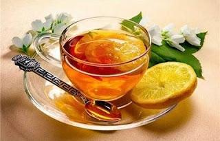 Giảm cân đơn giản hiệu quả với trà mật ong