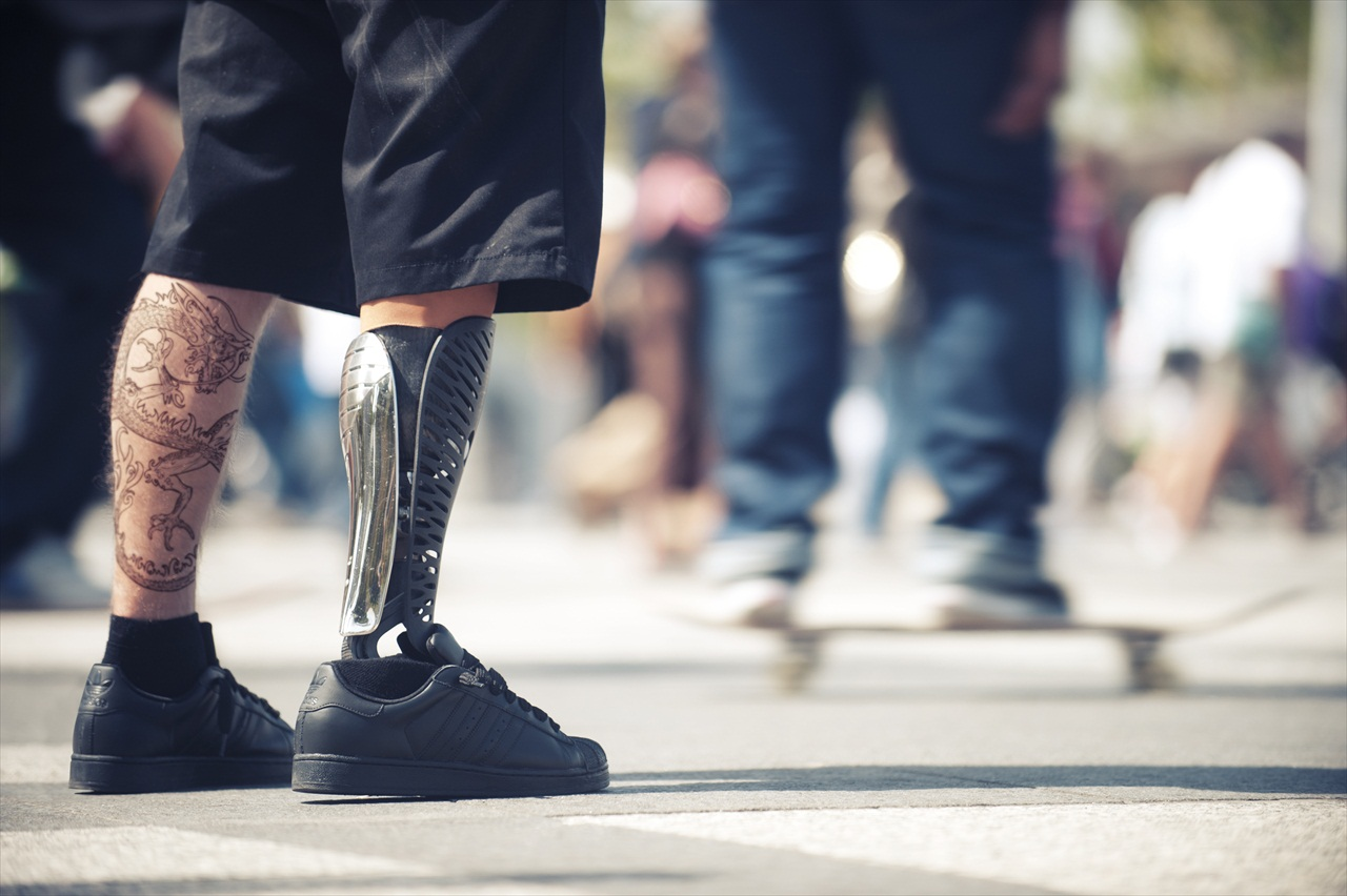 Extraordinary Looking <b>Prosthetic</b> <b>Legs</b>