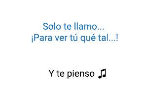 Franco de Vita Y Te Pienso significado de la canción.