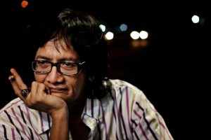 Puisi Acep Zamzam Noor : Tulisan pada Tembok