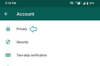 Fingerprint WhatsApp Tidak Muncul (Tidak Ada)
