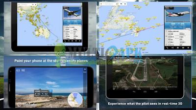 Flightradar24 Flight Tracker Pro Versi 6.7.1 Apk