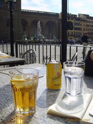 Voyage à Florence, Sculptures, Florence, Giambologna, fontaine Neptune, Bartolomeo Ammannati, Piazza della Signoria, satyre, faune,