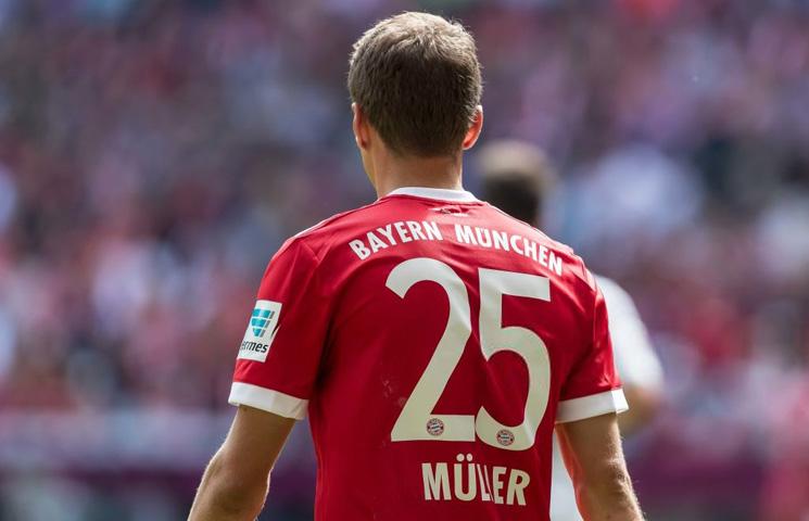Juventus zainteresovan za Thomasa Müllera
