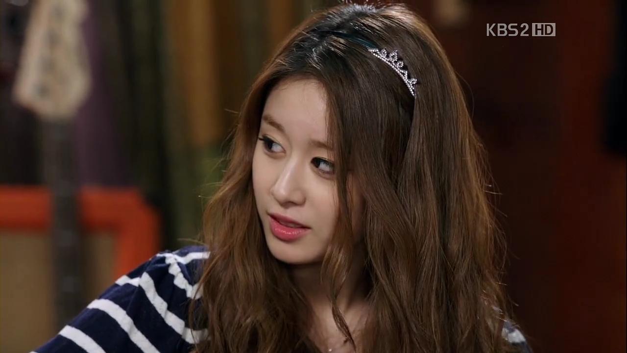 GallianMachi: Park Jiyeon as Rian in Dream High 2 - HQ ...