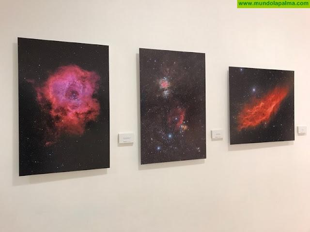 El Museo Benahoarita expone las mejores obras presentadas al IX Concurso Internacional de Astrofotografía