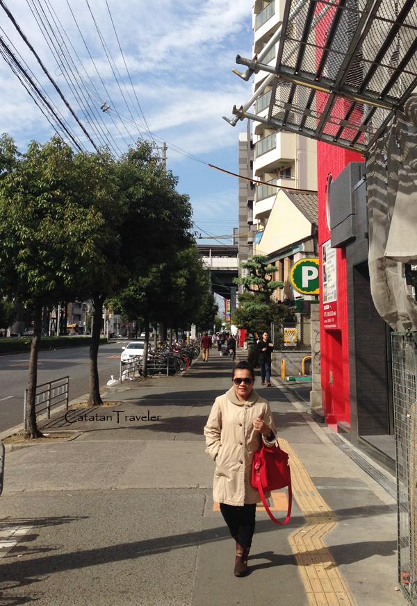 Osaka, Jepang, Shin Imamiya