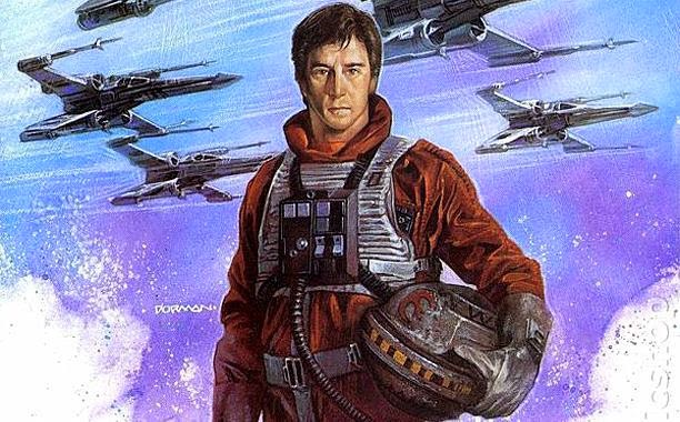 Wedge Antilles - Rogue Squadron: The Rebel Opposition (Dark Horse Comics)
