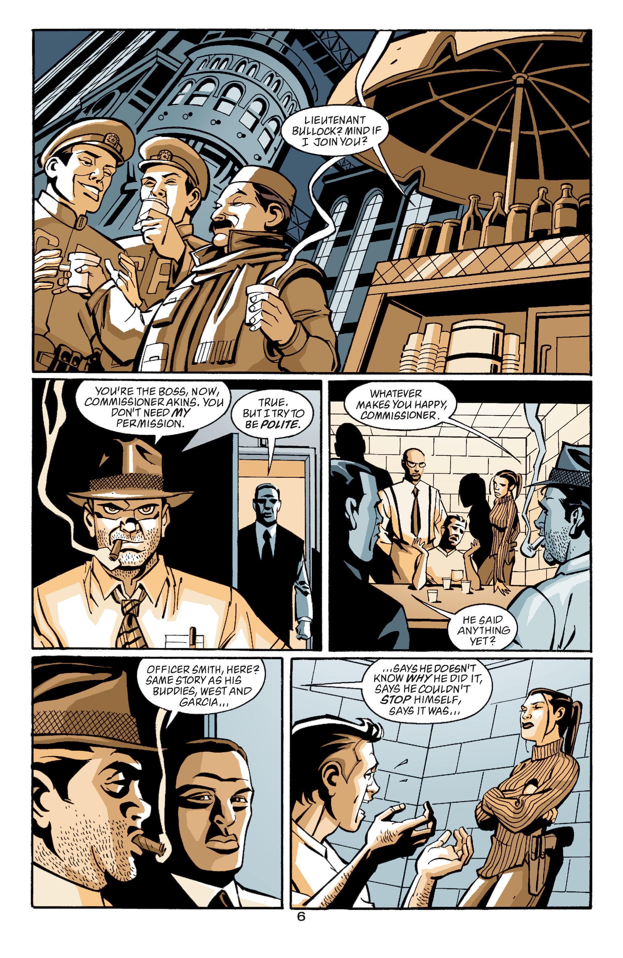 Detective Comics (1937) 758 Page 6