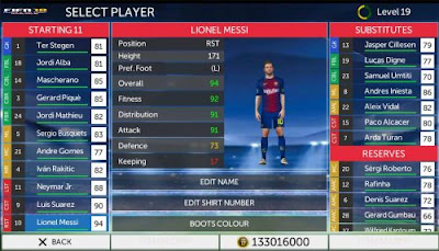 Download FTS Mod FIFA 18 Apk Data + OBB Ultimate Offline Android Terbaru