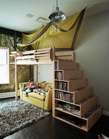 Fotos De Camas Originales Para Nino Ideas Para Decorar Dormitorios - Cama-original