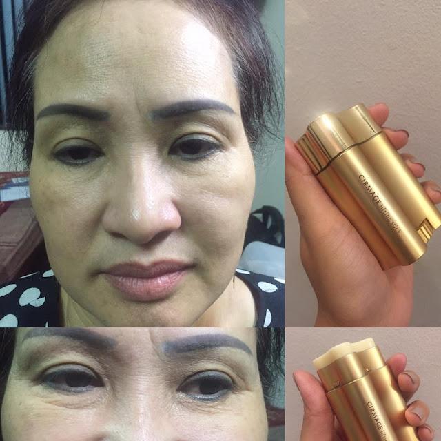Review Cirmage Lifting Stick Thỏi Nâng Cơ Mặt Thần Thánh, cimage lifting stick, thỏi  nâng cơ mặt, hàn quốc, mỹ phẩm hàn quốc, sáp nâng cơ mặt