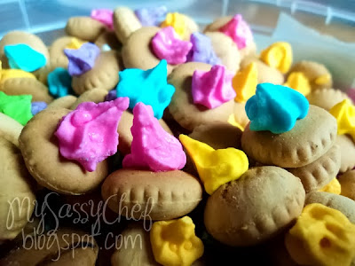 Iced Gems Biscuits