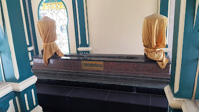 Makam Tengku Pangeran Kusumadilaga (Sayyid Zein Aljufri)