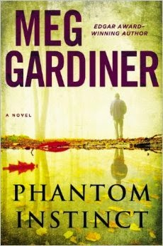 cover to Phantom Instinct by Meg Gardiner