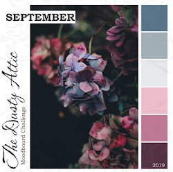 September Mood Board Challenge