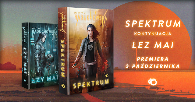 Martyna Raduchowska - Spektrum || Patronat medialny