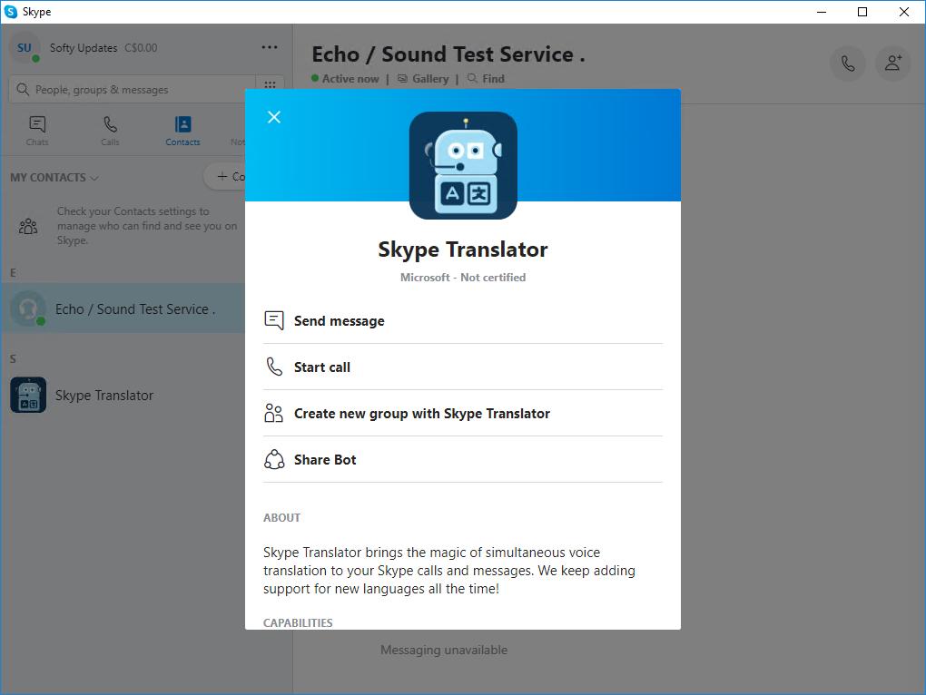 Skype 8.60.0.76