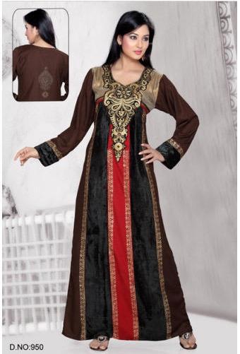 Model baju gamis india terbaru busana muslim masa kini Baju gamis model india 2015