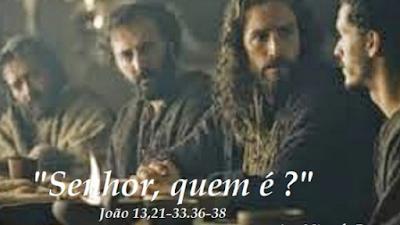 a traição de Jesus