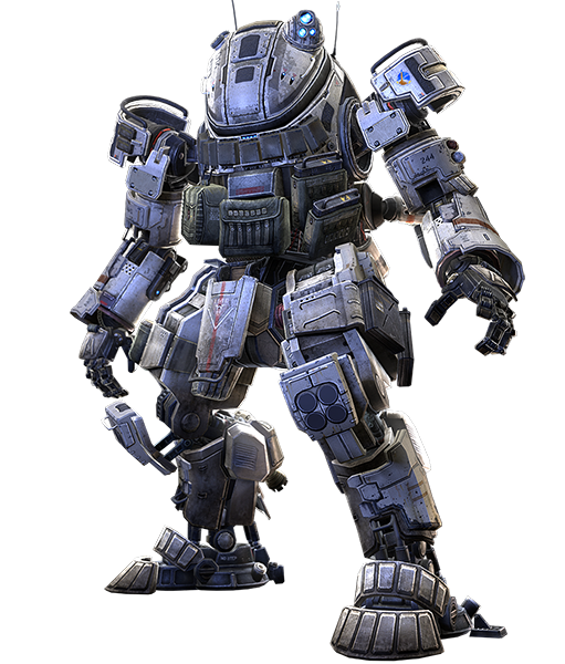 Titanfall Review on the Ogre Titan