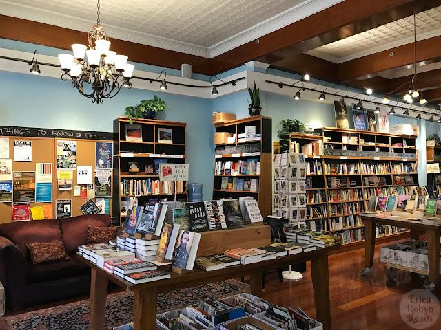 RiverRun Bookstore in Portsmouth, New Hampshire