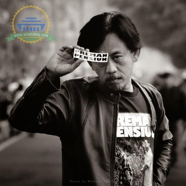 Profil  Epy Kusnandar Pemeran Muslihat (Kang Mus) di Sinetron Preman Pensiun