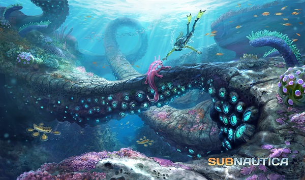 Spesifikasi  Subnautica (Unknown Worlds Entertainment)