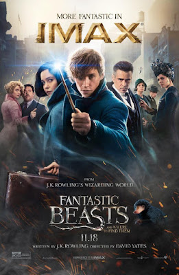 Fantastic Beasts And Where To Find Them 2016 DVD Custom HDTS Latino