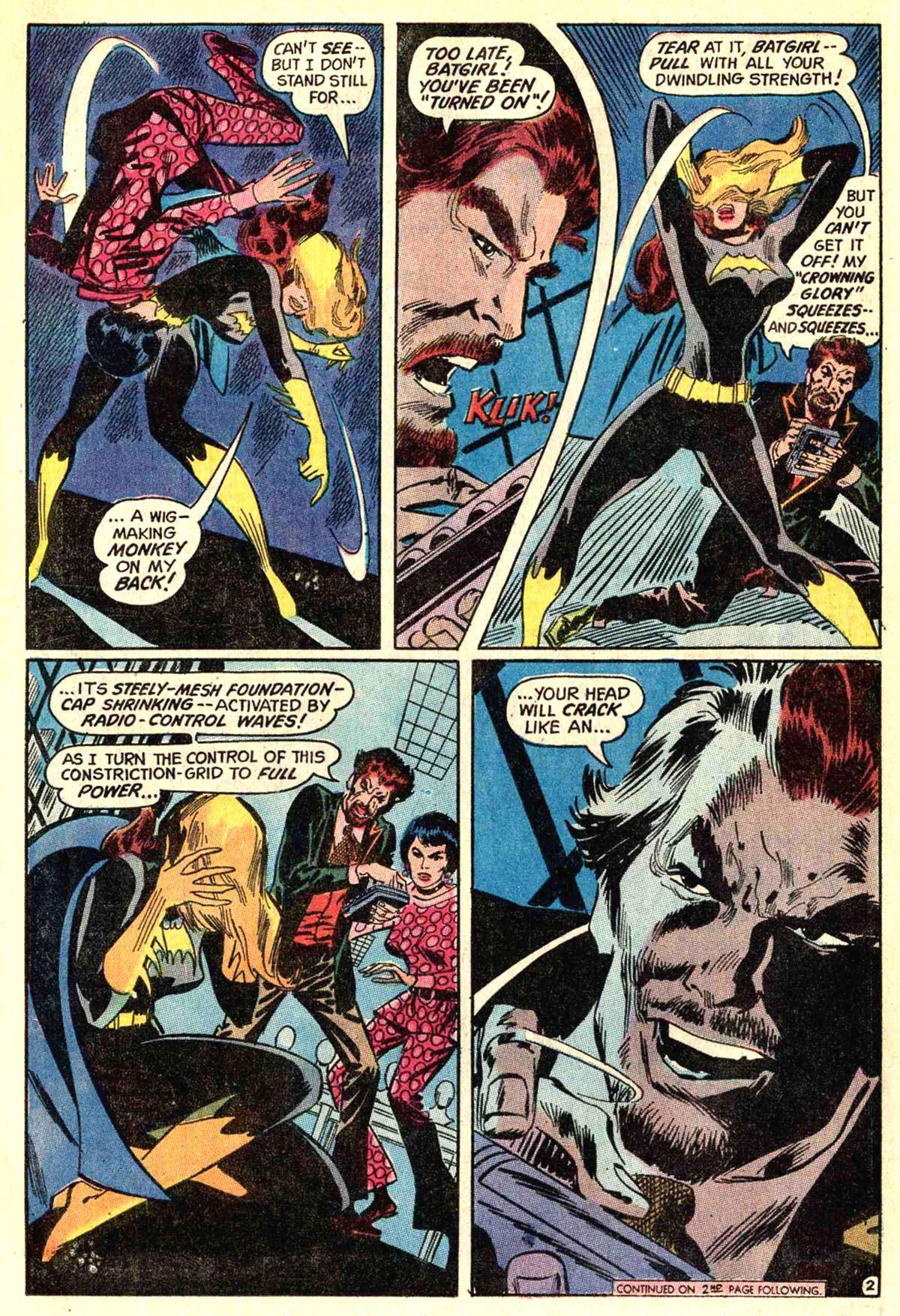 Detective Comics (1937) 413 Page 23