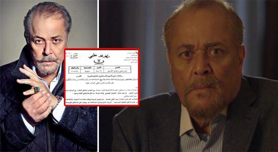 طبيب الفنان الراحل محمود عبد العزيز يكشف عن المرض الذي أصابه قبل وفاته و الذي أنهى حياته على الفور