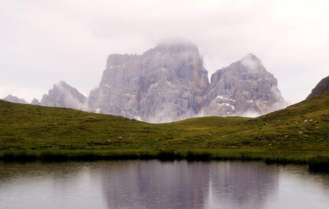 croda da lago mondeval