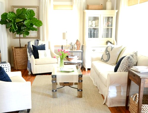 Amazing Ideas For Small Living Room Furniture Arrangements