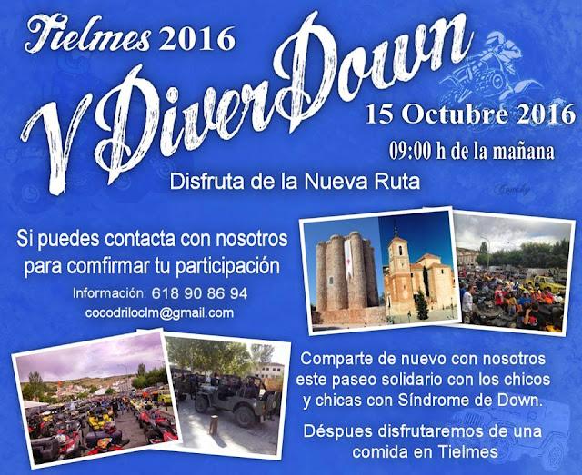 V DIVER-DONW TIELMES, 15 DE OCTUBRE 2016