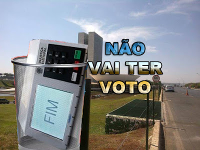 Voto Nulo - Blog do Asno