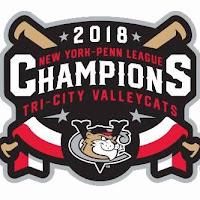 Tri-City ValleyCats Win NY-Penn League Championship