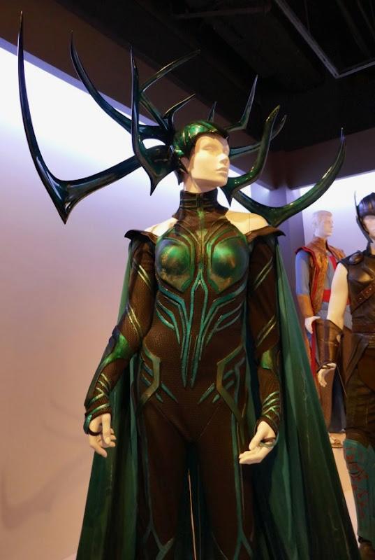 Hela film costume Thor Ragnarok