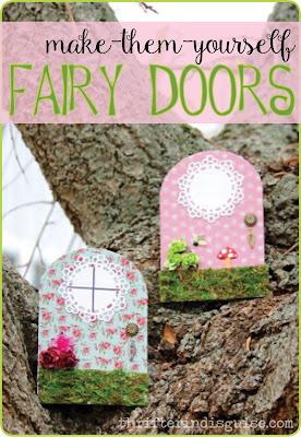 Inexpensive Fairy Door
