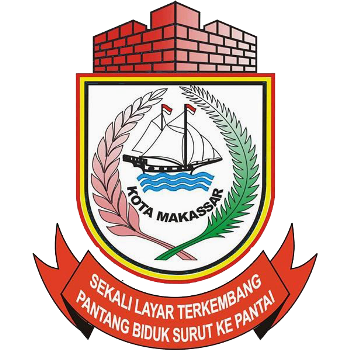 Logo Kota Makassar PNG