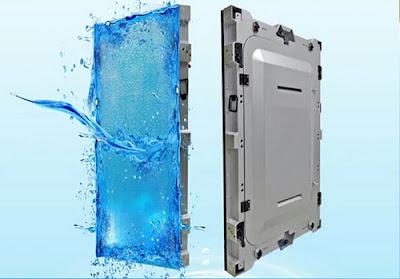 Màn hình led p7 cabinet outdoor sử dụng ngoài trời