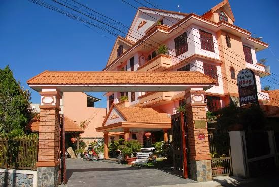 Khách sạn Villa Pink House