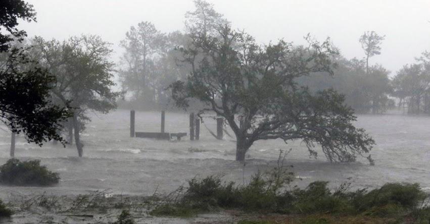 EN VIVO: Huracán Florence toca tierra en Carolina del Norte - Estados Unidos - EE.UU. NHC [VIDEO]