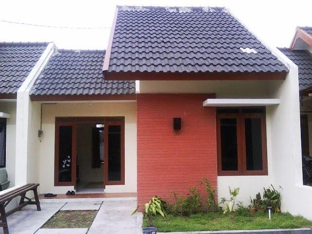 Desain Rumah Minimalis Sederhana di Kampung
