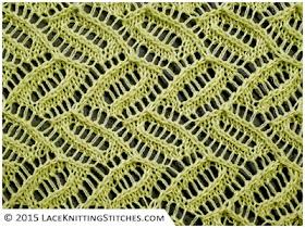 Lace Chart #1