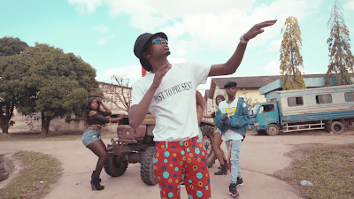 VIDEO: Genius Ft. Dogo Janja - YANGU ROHO :Download Mp4